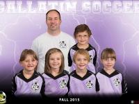 Fall 2015 Team Photos