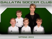Spring 2013 Team Photos