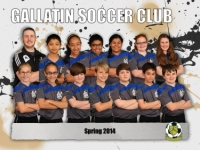 Spring 2014 Team Photos
