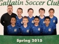 Spring 2015 Team Photos