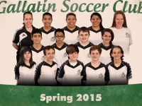 Spring 2015 Team Photos