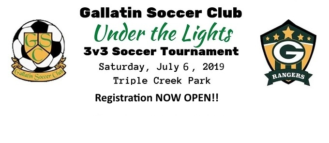 GSC 2019 Summer 3v3 Registration NOW OPEN!! – Gallatin Soccer Club